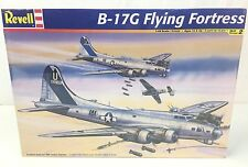 B-17G FLYING FORTRESS Airplane Bomber~ 1:48~ REVELL~  SKILL 2~  MISB~ d