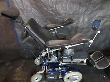 FREE SHIPPING PERMOBIL C400 WHEELCHAIR POWER TILT RECLINE LEGS ELEVATE LIFT