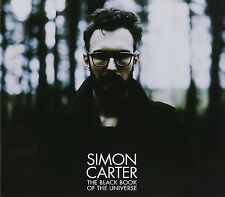 Simon Carter - The Black Book of the Universe (2010)  CD Digipak  NEW SPEEDYPOST