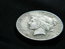 1922 USA Peace Dollar Two Face Coin    -- NR No Reserve--Lot #811