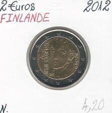 2 Euros - FINLANDE - 2012 // Qualité: Neuve