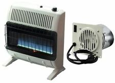 Mr Heater Vent Free 30,000 BTU Blue Flame Natural Gas Heater WITH BLOWER