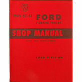 1948-1952 Ford Pickup Truck Shop Manual
