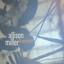 Allison Miller-5am stroll  CD NEW