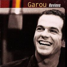 FREE US SHIP. on ANY 2 CDs! NEW CD Garou: Reviens Import