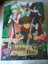 // NEUF LOT Les Aventures de Robin des bois Partie 2 Coffret 4 DVD - La Série VF