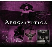 Apocalyptica - Worlds Collide / 7th Symphony [New CD]