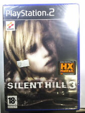 silent hill 3 PS2 PAL ITA NUOVO Nuovo sigillato sealed NEW prima release
