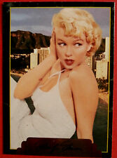 """Sports Time Inc."" MARILYN MONROE Card # 101 individual card, issued in 1995"