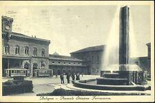 1925 - Bologna - Piazzale Stazione Ferroviaria
