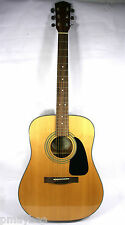Fender DG-8S NAT Acoustic Guitar with Soft Nylon Gig Bag/Case 6 String Rt.Handed