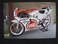 Photo Lucky Strike Honda NSR250 1990 #3 Jacques Cornu (SUI) Bikers' Classics Spa