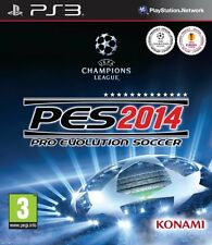 Pro Evolution Soccer - PES 2014 (PlayStation 3/ PS3) New & Sealed