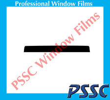 Jeep Wrangler 2 Door 1993-2005 Pre Cut Window Tint/Window Film/Limo Sun Strip