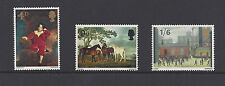 Great Britain 1967 Painting Stamp Set