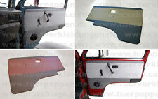 Türverkleidungen Türpappen VW Golf, Bus T2 T3, Caddy Käfer Polo 1, Karmann Ghia