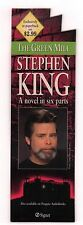Stephen King Bookmark - The Green Mile - Signet 1996