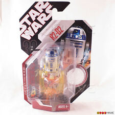 Star Wars 30th Anniversary Saga Legends R2-D2 #4 with silver collector coin