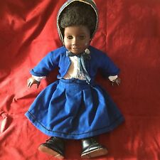 """American Girl Historical 18"""" Doll Addy Pleasant Company w/ Outfits Vtg Mid1990's"""
