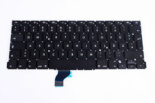 "Apple MacBook Pro A1502 2013 13"" Tastatur Keyboard QWERTZ GR German Deutsch"