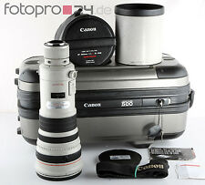 Canon EF 500 mm 4.0 L IS USM + bene (62512665)