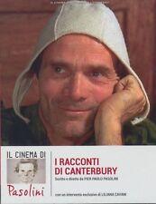 Il cinema di Pier Paolo Pasolini i racconti di canterbury DVD
