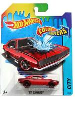 2015 Hot Wheels Color Shifters #43 '67 Chevy Camaro