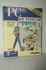 PC NO PROBLEM GUIDA USATA BUONO STATO EDIZIONE ITALIANA RS2 46497