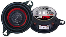 "Legacy 3.5"" 8cm 80mm 240w Coassiale Due vie altoparlanti auto porta Dash mk2 Golf ecc."