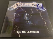 "Metallica - Ride the Lightning - 12"" Vinyl LP"