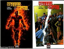 # RISING STARS n°1 & 2 # 2001/2002 # COLLECTION SEMIC BOOKS