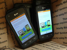 Lot of 8 Samsung Galaxy Rugby Pro SGH-I547 AT&T Smartphones AS-IS GSM