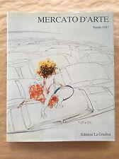 MERCATO D'ARTE - AA.vv. - Edizioni La Gradiva - 1987