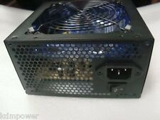 NEW 750W Quiet Large Fan SATA ATX Power Supply PSU PCIe - FREE Priority Ship