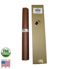 "18"" x 50' Pink/Peach Butcher Paper Roll Smoker Safe Aaron Franklin BBQ Style"