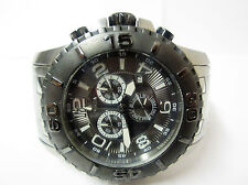 Invicta Men's Pro Diver Chronograph Stainless Steel Grey Dial Watch - 17394