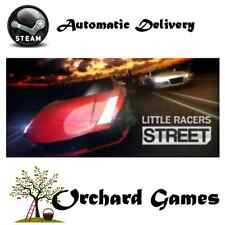 Little Racers STREET : PC MAC LINUX (Digital download Steam)