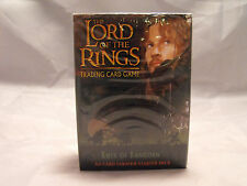 LORD OF THE RINGS TCG ENTS OF FANGORN SEALED FARAMIR STARTER DECK
