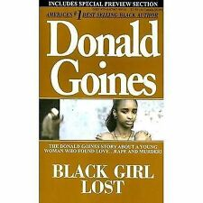 Black Girl Lost by Donald Goines (2006, Paperback)