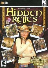 Hidden Relics Adrianna Stone PC Games Windows 10 8 7 XP Computer object mystery