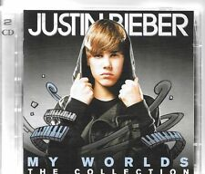 2 CD ALBUM 31 TITRES--JUSTIN BIEBER--MY WORLDS THE COLLECTION