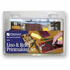 Flexcut 5 Piece Printmaking Set 102096 SK130