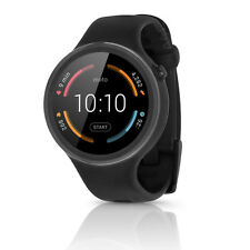 Motorola Moto 360 45mm Sport Smartwatch w/ Silicone Band - Black
