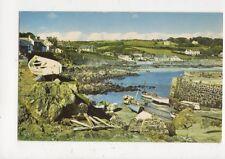 Coverack Cornwall 1968 Postcard 521a