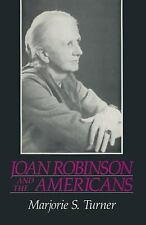 Joan Robinson and the Americans-ExLibrary