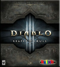 Diablo III 3: Reaper of Souls Collector's Edition WIN/MAC *NEW*