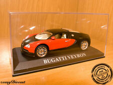 BUGATTI VEYRON RED-BLACK 1:43 MINT!!!