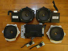 Bose 7-Piece Nissan Pathfinder Infiniti QX4 *Powered* Speaker Car Sound System