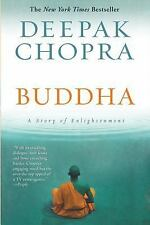Buddha: A Story of Enlightenment  paperback Book by Deepak Chopra FREE SHIPPING