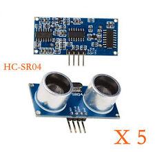 5* Ultraschall Abstand Modul HC-SR04 Sensor Ultrasonic Module für Arduino